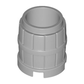 LEGO 6278993 BARILLE / TONNEAU 2X2 - MEDIUM STONE GREY