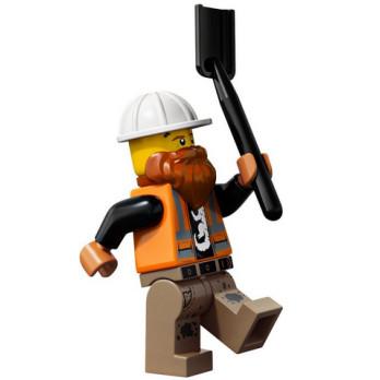 Mini Figurine LEGO® Hidden Side - Bill