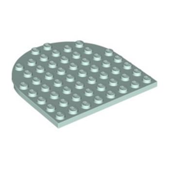 LEGO 6292997 1/2 ROND 8X8 - AQUA lego-6292997-12-rond-8x8-aqua ici :