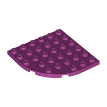 LEGO 6071173 PLATE 6X6 - MAGENTA