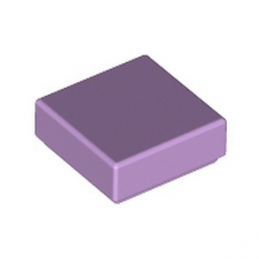 LEGO 6211403 PLATE LISSE 1X1 - LAVENDER