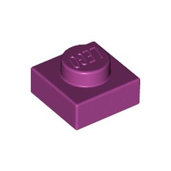 LEGO 4644234 PLATE 1X1 - MAGENTA