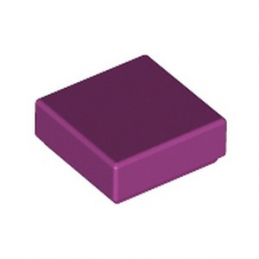 LEGO 6099364 PLATE LISSE  1X1 - MAGENTA