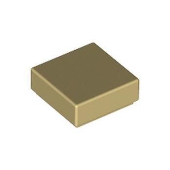 LEGO 4125253 FLAT TILE 1X1 - TAN
