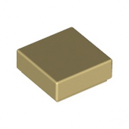 LEGO 307005 PLATE LISSE 1X1 - BEIGE