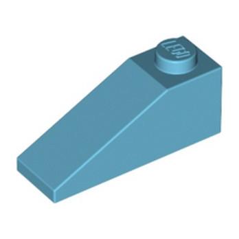 LEGO 6097317 TUILE 1X3/25° - MEDIUM AZUR