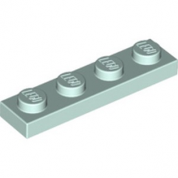 LEGO 6141592 PLATE 1X4 - AQUA lego-6141592-plate-1x4-aqua ici :