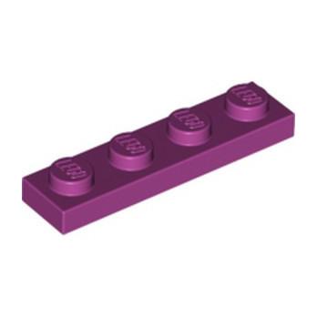 LEGO 6037652 - PLATE 1X4 - MAGENTA