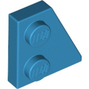 LEGO 6145418 - Plate 2x2 27DEG Droite - Dark Azur lego-6145418-plate-2x2-27deg-droite-dark-azur ici :