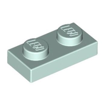 LEGO 6146701 PLATE 1X2 - AQUA