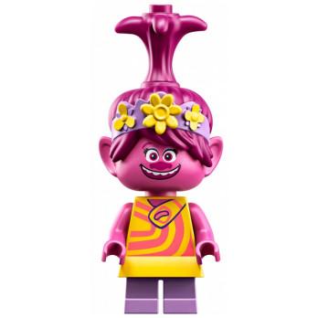 Mini Figurine LEGO® Trolls - Poppy