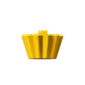 LEGO 6292969 MOULE A CUPCAKE - JAUNE