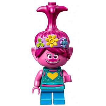 Mini Figurine LEGO® Trolls - Poppy mini-figurine-lego-trolls-poppy ici :