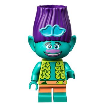 Mini Figurine LEGO® Trolls - Branch