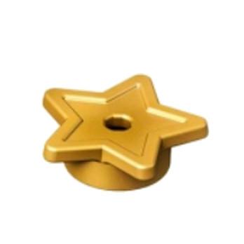 LEGO 6184647 ETOILE - WARM GOLD