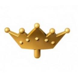 LEGO 4656153 DIADEME / COURONNE - WARM GOLD lego-6173109-diademe-couronne-warm-gold ici :