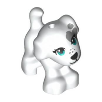 LEGO 6288369 CHIEN - BLANC