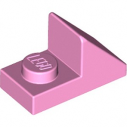 LEGO 6290457 ROOF TILE 1X2 45° W 1/3 PLATE - ROSE CLAIR lego-6290457-roof-tile-1x2-45-w-13-plate-rose-clair ici :