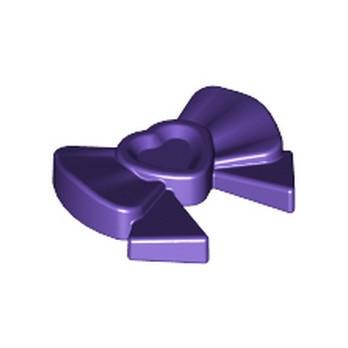 LEGO 6174789 ACCESSOIRE DE COIFFURE / NOEUD - MEDIUM LILAC lego-6174789-accessoire-de-coiffure-noeud-medium-lilac ici :