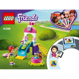 Notice / Instruction Lego Friends 41396