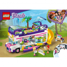 Notice / Instruction Lego Friends 41395
