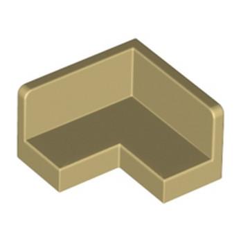 LEGO 4593748  MUR / CLOISON D'ANGLE 2X2  2X2 - BEIGE lego-6181752-mur-cloison-d-angle-2x2-2x2-beige ici :