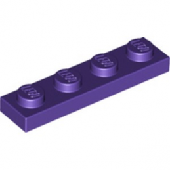 LEGO 6167464 PLATE 1X4 - MEDIUM LILAC