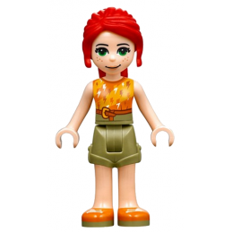 Mini Figurine LEGO® Friends - Mia