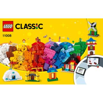 Notice / Instruction Lego Classic 11008 notice-instruction-lego-classic-11008 ici :