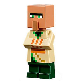 Mini Figurine LEGO® Minecraft - Villageois