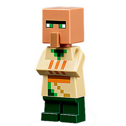 Mini Figurine LEGO® Minecraft - Villageois Fermier