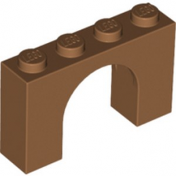 LEGO 6174192 ARCHE 1X4X2 - MEDIUM NOUGAT lego-6174192-arche-1x4x2-medium-nougat ici :