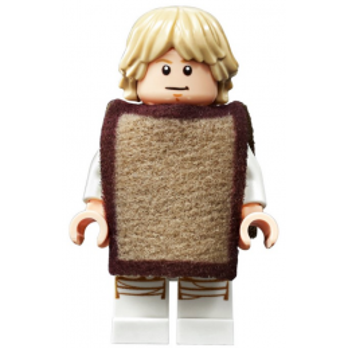 Mini Figurine LEGO® : Star Wars - Luke Skywalker / Poncho