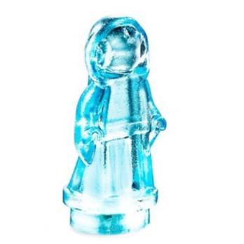 LEGO 6286518 HOLOGRAMME  PRINCESSE LEIA
