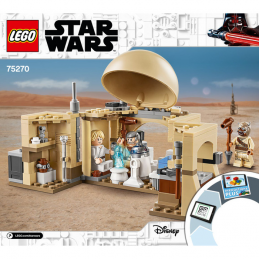 Notice / Instruction Lego Star Wars 75270