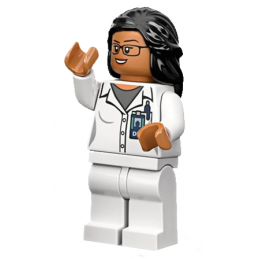 Figurine Lego® Jurassic World - Allison Miles