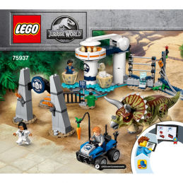 Notice / Instruction Lego  Jurassic World 75937 notice-instruction-lego-jurassic-world-75937 ici :