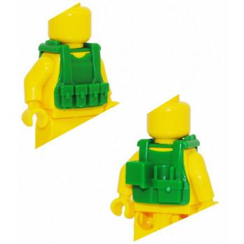 Accessoire Custom :  Gilet par Balle accessoire-custom-gilet-par-balle-vert ici :