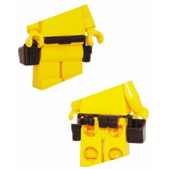 Accessoire Custom :  Ceinture avec holster - Marron Foncé accessoire-custom-ceinture-avec-holster-marron-fonce ici :