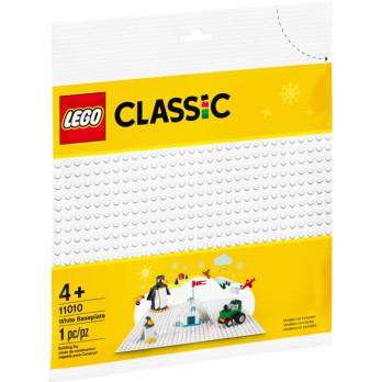 LEGO 11010 PLAQUE DE BASE 32X32 - BLANCHE