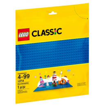 LEGO 10714 PLAQUE DE BASE 32X32 - BLEU