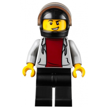 Mini Figurine LEGO® : City - Pilote mini-figurine-lego-city-pilote ici :