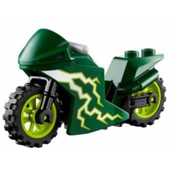 MOTO SPORTIVE LEGO® EARTH GREEN