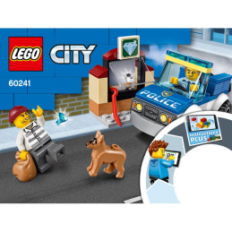 Notice / Instruction Lego  City 60241 notice-instruction-lego-city-60241 ici :