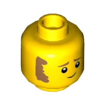 LEGO  6290549 TÊTE HOMME