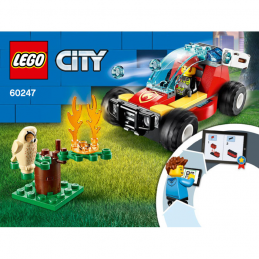 Notice / Instruction Lego  City 60247 notice-instruction-lego-city-60247 ici :