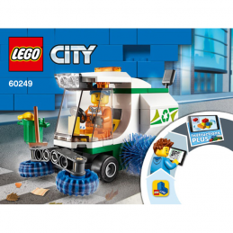 Notice / Instruction Lego  City 60249