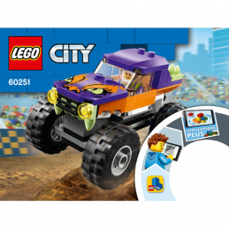 Notice / Instruction Lego  City 60251