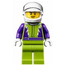 Mini Figurine LEGO® : City - Pilote mini-figurine-lego-city-pilote ici :