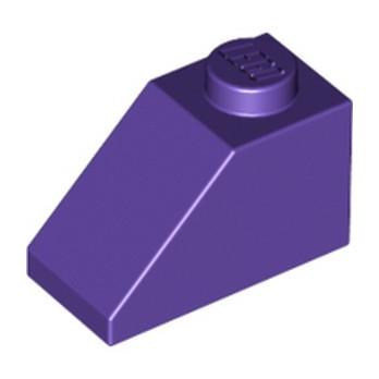 LEGO 4225265 TUILE 1X2/45° - MEDIUM LILAC lego-6109814-tuile-1x245-medium-lilac ici :